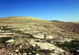 Settlement mound of Göbekli Tepe