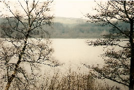 Lake Bala, home of Cerridwen