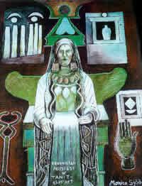 La Dama de Baza - Monica Sjöö [2002]