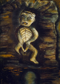 """""""The Witch in the Wall"""", from Co. Cavan"""