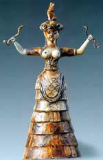 Snake Goddess2