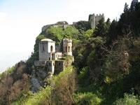 Temple of Venus at Erice