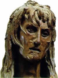 Donatello's Repentant Magdalene