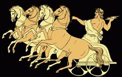 Chariot of Zeus