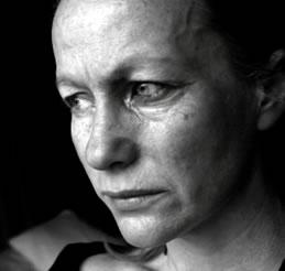weeping woman