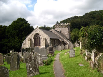 Nevern Church
