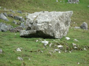 "The ""Milking Stone"" - click to see a larger version"