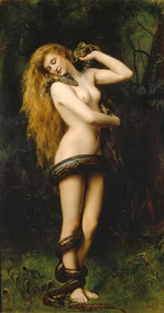 """Lilith"", John Maler Collier"