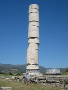 Temple of Hera - the Heraion