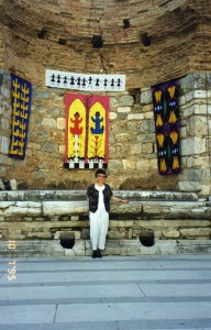 Goddess Spirit Banners at Ephesus
