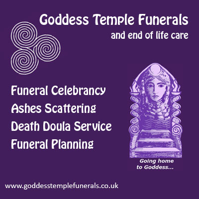 Goddess Temple Funerals