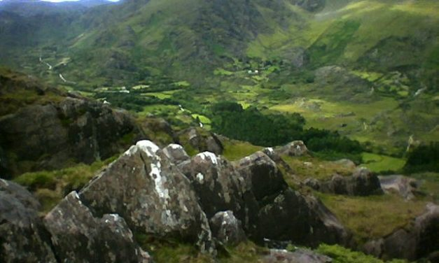 Forty Shades of Magic: A hitchhiker's guide to some of Ireland's Ancient Stones and Whispers: Part One