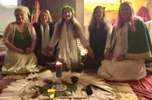 Bristol Goddess Temple: birth and growth