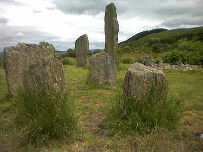 Kealkil Stone Circle